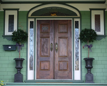 Inviting Front Doors