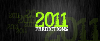Real estate value predictions for 2011