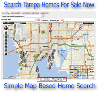 Search Tampa Homes for Sale